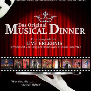 Musical Dinner am 17. November 2017